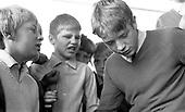 Bullying, Whitworth Comprehensive School, Whitworth, Lancashire.  1970.