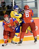 081231 - Sweden vs. Russia