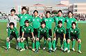 Senshu University team group line-up,.DECEMBER 25, 2011 - Football / Soccer :.Senshu University team group shot (Top row - L to R) Park Tae Hi,  Yusuke Onishi, Yuya Suzuki, Kengo Kitazume, Naoki Kuriyama, Yoshihiro Shoji, (Bottom row - L to R) Yamato Machida, Yosuke Matsumoto, Kazuki Nagasawa, Hokuto Shimoda and Teruhito Nakagawa before the 60th All Japan University Football Championship semifinal match between Senshu University 2-0 Chukyo University at Nishigaoka Stadium in Tokyo, Japan. (Photo by Hiroyuki Sato/AFLO)