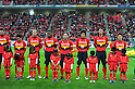Nagoya Grampus team group, MARCH 10, 2012 - Football /Soccer : 2012 J.LEAGUE Division 1 ,1st sec match between Nagoya Grampus 1-0 Shimizu S-Pulse at Toyota Stadium, Aichi, Japan. (Photo by Jun Tsukida/AFLO SPORT) [0003]