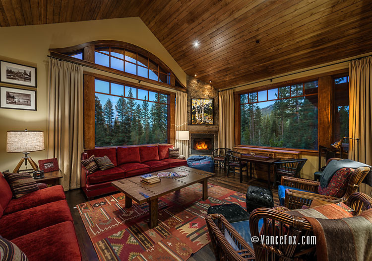 Martis Camp Home 189, Martis Camp, Truckee, Ca by Swaback Partners Architecture, NSM Construction. Vance Fox Photography