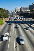 California, U.S. Route, 101 (US 101) Downtown slot, Los Angeles, CA