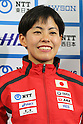 Ai Ueda (JPN), June, 2012 - Triathlon : Japanese Triathlon  team member ateend press conference about the London 2012 Summer Olympic Games in Tokyo, Japan. (Photo by Yusuke Nakanishi/AFLO SPORT) [1090]