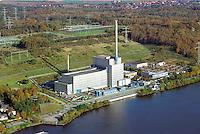 Deutschland, Schleswig- Holstein, Atomkraftwerk Krümmel, Elbe, AKW.....c Aufwind.Holger Weitzel.Gertrud- Bäumer- Stieg 102.21035 Hamburg.0171 6866069