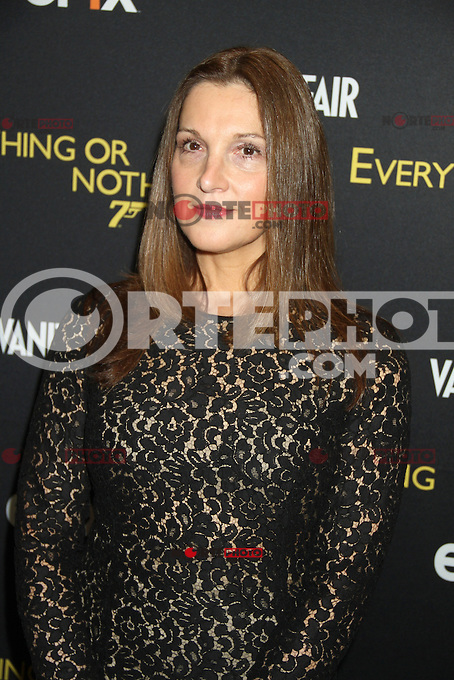 NEW YORK, NY - OCTOBER 03: Barbara Broccoli in attendance as EPIX presents the premiere of 'Everything or Nothing: The Untold Story of 007' at the Museum of Modern Art on October 3, 2012 in New York City. © RW/MediaPunch Inc. /©NortePhoto
