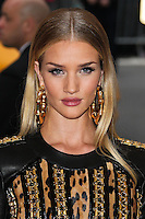 """NEW YORK CITY, NY, USA - MAY 05: Rosie Huntington-Whiteley at the """"Charles James: Beyond Fashion"""" Costume Institute Gala held at the Metropolitan Museum of Art on May 5, 2014 in New York City, New York, United States. (Photo by Xavier Collin/Celebrity Monitor)"""