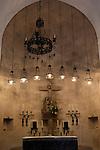 Oratori of Calvari Chapel in Pollenca, Majorca, Spain
