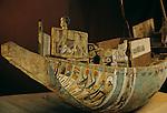 Model Boat Amenhotep II; Wood,KV35, Tutankhamun and the Golden Age of the Pharaohs, Page 74