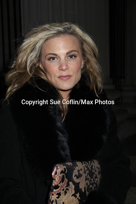 Gina Tognoni at the One Life To Live 2010 Holiday Party was celebrated on December 21, 2010 at Capitale, New York City, New York. (Photo by Sue Coflin/Max Photos)