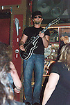 Sacramento, May 30: Shane Dwight plays the blues at the legendary Torch Club in downtown Sacramento, May 29, 2009