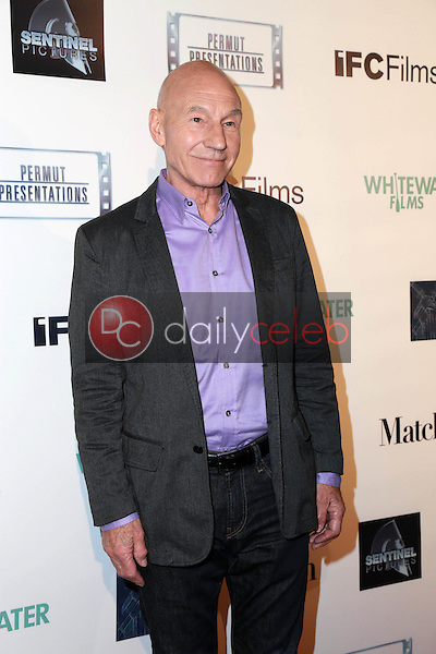 Patrick Stewart<br /> at the &quot;Match&quot; Los Angeles Premiere, Laemmle&rsquo;s Music Hall, Beverly Hills, CA 01-14-15<br /> David Edwards/DailyCeleb.com 818-249-4998