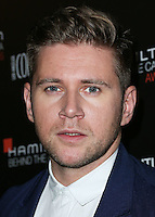 LOS ANGELES, CA, USA - NOVEMBER 09: Allen Leech arrives at the 8th Annual Hamilton Behind The Camera Awards held at The Wilshire Ebell Theatre on November 9, 2014 in Los Angeles, California, United States. (Photo by Xavier Collin/Celebrity Monitor)