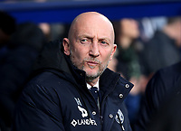 Queens Park Rangers manager Ian Holloway<br /> <br /> Photographer /Rob NewellCameraSport<br /> <br /> The EFL Sky Bet Championship - Queens Park Rangers v Cardiff City - Saturday 4th March 2017 - Loftus Road - London<br /> <br /> World Copyright &copy; 2017 CameraSport. All rights reserved. 43 Linden Ave. Countesthorpe. Leicester. England. LE8 5PG - Tel: +44 (0) 116 277 4147 - admin@camerasport.com - www.camerasport.com