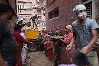 Nepal Earthquake - Update May 07, 2015