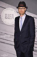 LONDON, UK. December 4, 2016: Stephen Merchant at the British Independent Film Awards 2016 at Old Billingsgate, London.<br /> Picture: Steve Vas/Featureflash/SilverHub 0208 004 5359/ 07711 972644 Editors@silverhubmedia.com