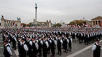 Hungarian Guard Inauguration 2007