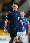 St Johnstone v Partick Thistle&hellip;02.03.16  SPFL McDiarmid Park, Perth<br />Referee Craig Thomson<br />Picture by Graeme Hart.<br />Copyright Perthshire Picture Agency<br />Tel: 01738 623350  Mobile: 07990 594431