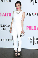 """LOS ANGELES, CA, USA - MAY 05: Claudia Levy at the Los Angeles Premiere Of Tribeca Film's """"Palo Alto"""" held at the Directors Guild of America on May 5, 2014 in Los Angeles, California, United States. (Photo by Celebrity Monitor)"""
