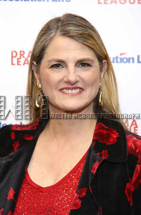 Bonnie Comley attends the 2017 Drama League Award Nominees Announcements at Sardi's on April 19, 2017 in New York City.