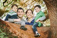 Korenberg Family Portraits | San Francisco Botanical Garden