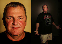 Mark Calcavecchia, photographed in Paramus, NJ  on Wednesday, August 20 2008. .