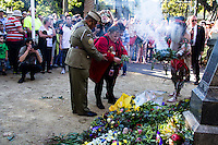 Colored Diggers ANZAC Day 2015