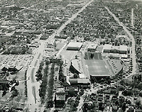 1964 January 21..Redevelopment.Old Dominion (R-28)..View of Old Dominion College campus looking South..Abourjilie.NEG#.NRHA#..