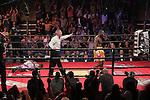 Adonis Stevenson venció por KO en el 4to asalto a Thomas Williams Jr. en Quebec (Canadá).