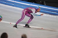 SCHAATSEN: AMSTERDAM: Olympisch Stadion, 28-02-2014, KPN NK Sprint/Allround, Coolste Baan van Nederland, Michel Mulder, ©foto Martin de Jong