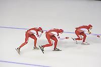 SCHAATSEN: CALGARY: Olympic Oval, 09-11-2013, Essent ISU World Cup, , ©foto Martin de Jong