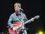 Noel Gallagher at V Festival 2012
