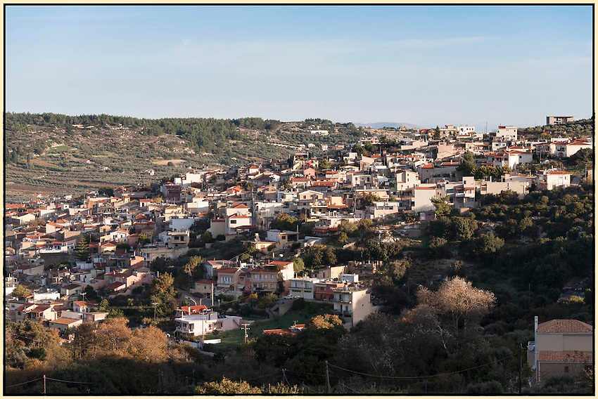 The town of Archanes