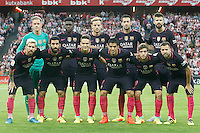 ATHLETIC DE BILBAO v FC BARCELONA.LA LIGA 2016/2017.