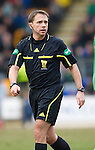 St Johnstone v Hibs....05.03.11 .Ref Crawford Allan.Picture by Graeme Hart..Copyright Perthshire Picture Agency.Tel: 01738 623350  Mobile: 07990 594431