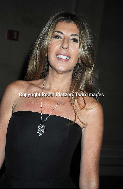 Nina Garcia attends the Fashion Group International's 29th Annual  Night of Stars Gala on October 25, 2012 at Cipriani Wall Street in New York City.