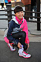 Misako Yasuda,.MARCH 11, 2011 - Marathon : Nagoya Women's Marathon 2012 Start &amp; Goal at Nagoya Dome, Aichi, Japan. (Photo by Jun Tsukida/AFLO SPORT)[0003].