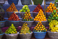 Fruit stand,East Bali, Indonesia