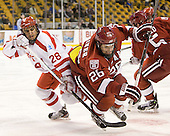 120206-PARTIAL-Beanpot: Harvard University Crimson vs Boston University Terriers (m)