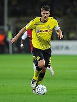 FUSSBALL   CHAMPIONS LEAGUE   SAISON 2011/2012  Borussia Dortmund - Arsenal London        13.09.2001 Sebastian KEHL (Borussia Dortmund) Einzelaktion am Ball