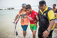 Snapper Rocks, COOLANGATTA, Queensland/AUS (Wednesday, March 16, 2016) Filipe Toledo (BRA) - Australian surfers Matty Wilkinson (AUS) and Tyler Wright (AUS) made it an Aussie double when he Quiksilver and Roxy Pro Gold Coast,  wrapped up today  with  in clean three-to-five foot (1 - 1.5 metre) waves at Snapper Rocks.<br /> <br /> Wilkinson defeated Kolohe Andino (USA) in the Quiksilver Pro while Wright just got past Courtney Conlogue (USA). <br />  .Photo: joliphotos.com