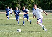 Boys Soccer vs. Decatur Central 8-19-08