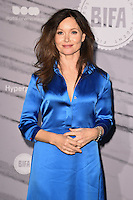 LONDON, UK. December 4, 2016: Essie Davis at the British Independent Film Awards 2016 at Old Billingsgate, London.<br /> Picture: Steve Vas/Featureflash/SilverHub 0208 004 5359/ 07711 972644 Editors@silverhubmedia.com