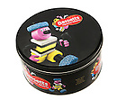 Tin of Bassett's Liquorice Allsorts  - Jan 2013.