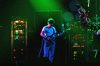 "Phil Lesh performing with The Grateful Dead Live at The Hampton Coliseum on 8 October 1989. One of the ""Formerly The Warlocks"" concerts. Image capture during ""Dark Star"". Limited Edition Photographic Prints available for purchase in Cart."