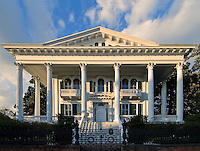North Carolina, Wilmington, Bellamy Mansion Museum