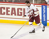 Colin White (BC - 18) - The Boston College Eagles defeated the visiting Providence College Friars 3-1 on Friday, October 28, 2016, at Kelley Rink in Conte Forum in Chestnut Hill, Massachusetts.The Boston College Eagles defeated the visiting Providence College Friars 3-1 on Friday, October 28, 2016, at Kelley Rink in Conte Forum in Chestnut Hill, Massachusetts.