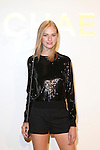 Model Vanessa Axente attends The Michael Kors Gold Collection Fragrance Launch Held at the Standard Hotel NYC
