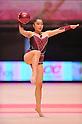 Maho Mikami (JPN),  ..OCTOBER 28, 2011 - Rhythmic Gymnastics : AEON CUP 2011 Worldwide R.G. Club Championships at Tokyo Metropolitan Gymnasium, Tokyo, Japan. (Photo by Jun Tsukida/AFLO SPORT) [0003]