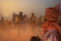 Durbar in Argungu, Nigeria.