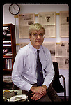 Richard Lambert, Financial Times Editor (1991- 2001) Kodachrome 200